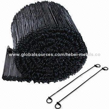 China Double loop wire ties from Hebei Manufacturer: Hebei Metals ...