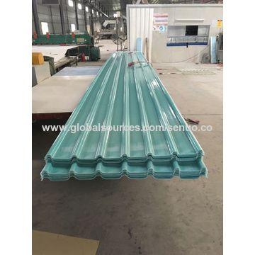Fiberglass Sheet Price FRP Corrugated Transparent Roofing