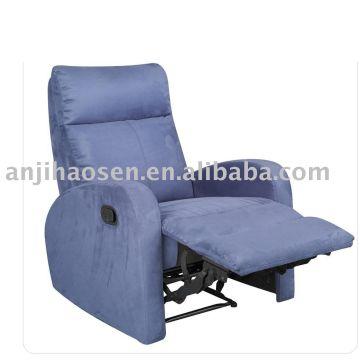 Awe Inspiring Recliner Chair Modern Fabric Reclining Chair Slim Recliner Alphanode Cool Chair Designs And Ideas Alphanodeonline