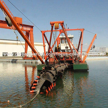 Cutter suction dredger sale | Global Sources