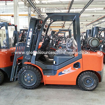 China Diesel Forklift for Newindu New 3-ton CPCD30 for Sale