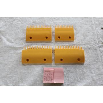 China Sigma LG comb plate elevator parts automatic escalator comb plate