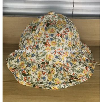 31a0af36984 ... China TW192001 BUCKET HAT PRINTED FLORAL BUCKET HAT FASHION CAP ...