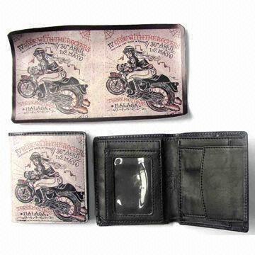 digital printing wallets for men global sources