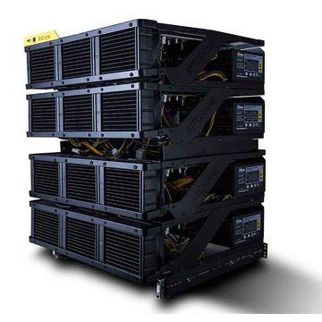 Indonesia Sale BitCrane T 720 Bitcoin Miner 72 Th S SHA 256