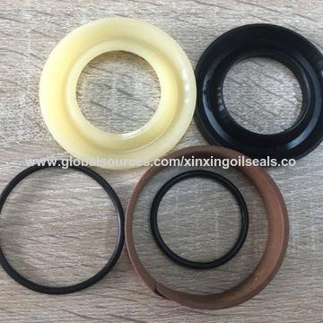 Details about  /D144355 Fits Doosan Steer Cylinder Seal Kit SK47200220JE