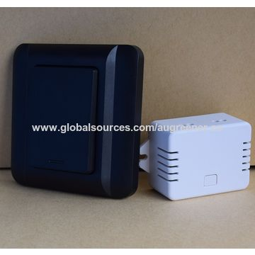 China Wall switch, two transmitters to one receiver
