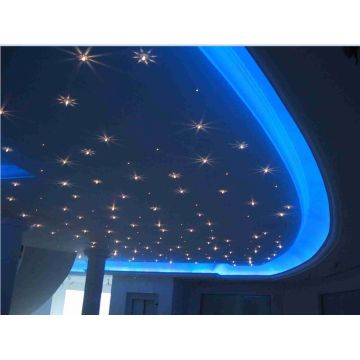 10w Led Small Diy Fiber Optic Star Ceiling Lighting Kit