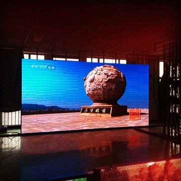 China New fashion indoor led display with high quanlity from