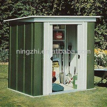 china yardmaster sliding door apex metal shedgarden shed with size 6 x 4