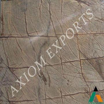 ... India Bidasar Dark Brown Antique Rough Finish Polish Marble Tiles Slabs  Counter Top Table Top