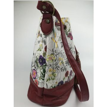 China Women's PU single shoulder bags, OEM/ODM, made of PU leather