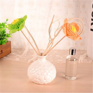 China Aroma floral scent bottle diffuser