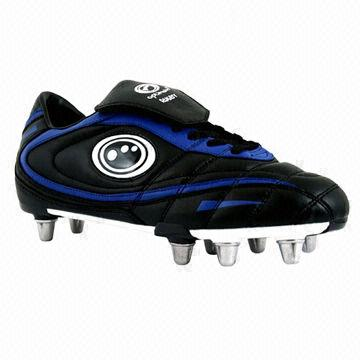 Professional Rugby Boot Football Boot With Tpu Removable 8 Metal Studs Sole Sized Uk 4 To 11 Global Sources