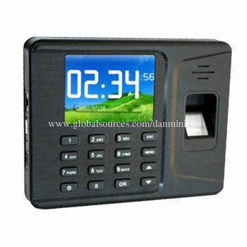 Free Software Fingerprint Time Attendance, Easy to Operate with U