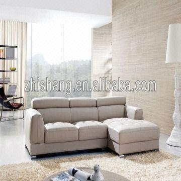 Modern Big Size Home Corner Sleeper Sofa 655 Global Sources