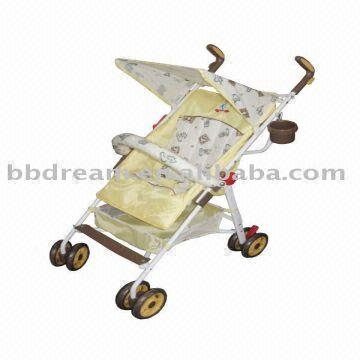 Adjustable Handle Umbrella Stroller | Global Sources