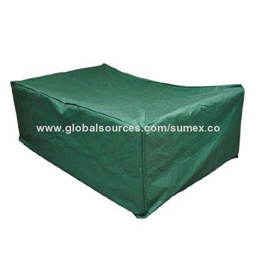 China Cubierta determinada de los muebles seccionales al aire libre ...