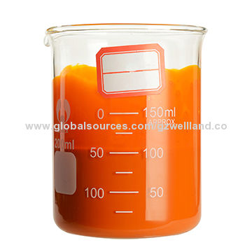 Natural beta carotene orange food color powder with eye protecting ...