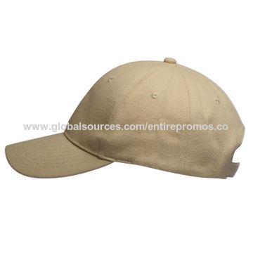 5dbb4c21 ... China 6-panel Buckle Baseball Caps, 6-panel Brushed Cotton New Design  Sports ...