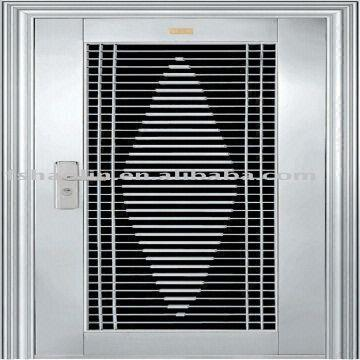 Stainless Steel Door Design Of Main Gate Jh384 Global Sources