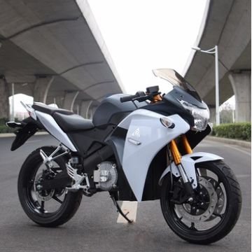 China 8000w Fast Electric Motorcycle With Motor For