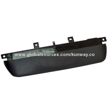 China Double injection/two shot/over-mold plastic parts, which combine with TPU/PC/two color materials