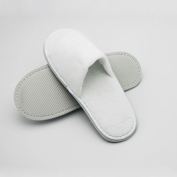 e877b105f ... China Star hotel used high quality cheap wholesale coral fleece hotel  slippers