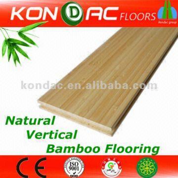 Moso Bamboo Parquet Ce Bambus Vertical Natural Bamboo Flooring