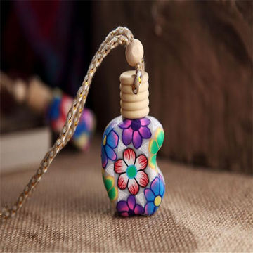 China 12mL Car Perfume Bottle Hanging Fragrance