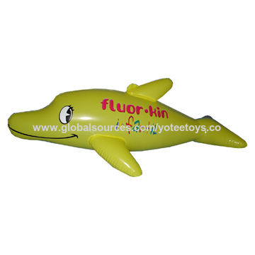 ... China Inflatable Animal Floater Of Dolphin, Inflatable Toys/inflatable  Dolphin ...