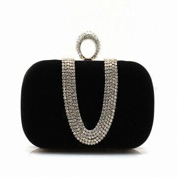 cdc11d2b61 New Diamond Handbag Evening Bag Clutch Bag Lady Bag | Global Sources