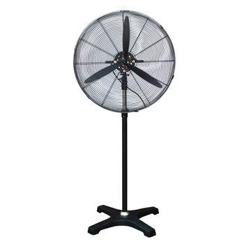 fan pole. china 30\u0027 industrial stand fan with oscillation, adjustable pole o