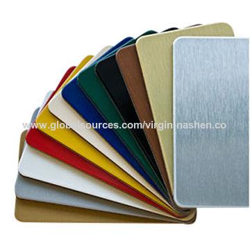 Cheap Aluminum Composite Panel ACP Sheet   Global Sources
