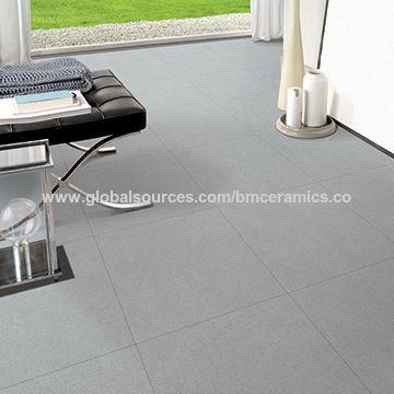 China Light Grey Lappato Sesame Granite Floor Tiles From Foshan