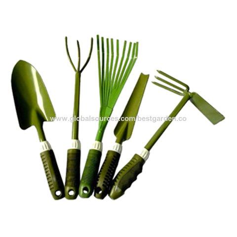 Miniature Garden Hand Tools Set China Miniature Garden Hand Tools Set