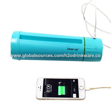 China 2017 New Bluetooth Speaker Water Bottle With Mobile Phone Charger Phone Holder And Selfie Taking On Global Sources