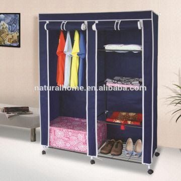 Beau Fabric Wardrobe China Fabric Wardrobe