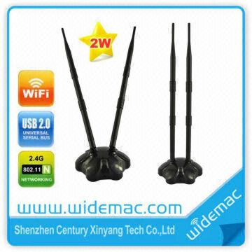 Long Range WiFi Antenna Double 15dBi Antenna Wifi Password Cracker