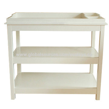 Wooden Baby S Changing Table China