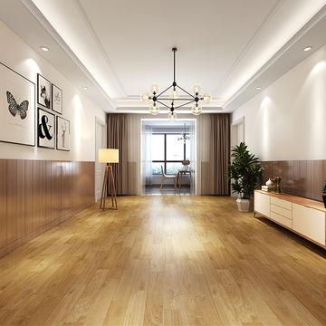 Wood Look Pvc Vinyl Linoleum Flooring