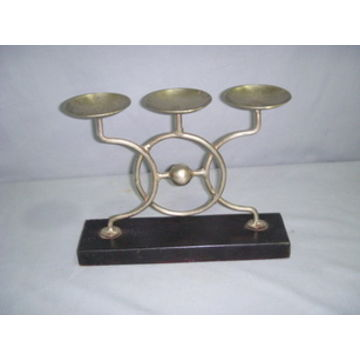 India Wall Candle Holder