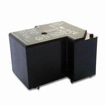 SPDTSPST Power Relay with 30A Maximum Switching Current Open and