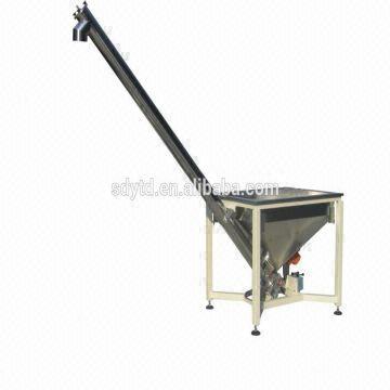 stainless steel hopper for flexible screw conveyor price