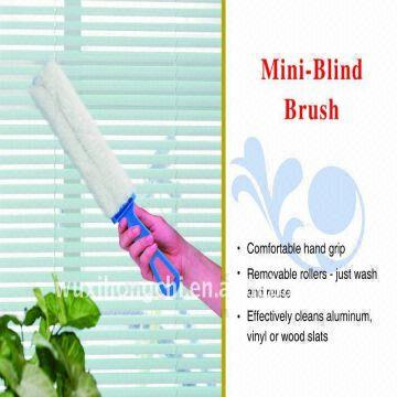 2 Fingers Mini Blind Cleaner Brush Global Sources
