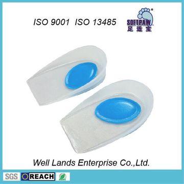 Taiwan Silicone Heel Cushion, Made of Silicone