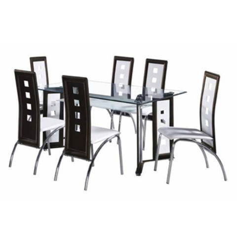 China Whole Newly Design Heavy Duty Dining Table