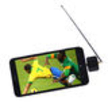 Car DVB T2 digital TV receiver, Android device with install