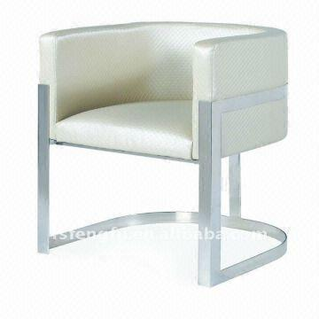Modern Stainless Steel Dining Chair Cy061 China