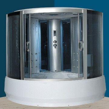... China Steam Shower Room/shower Cabin/steam Bathroom/shower Box